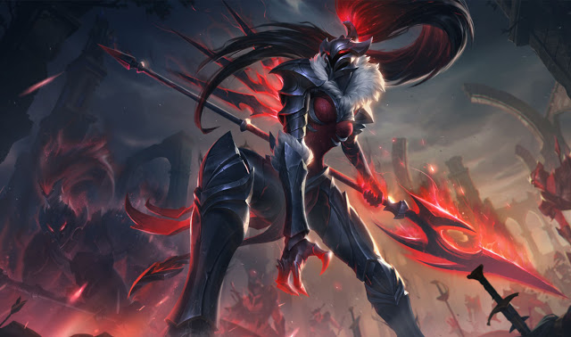 LMHT: Kalista và Quinn được xác nhận sẽ có skin mới, hội con ghẻ của Riot chỉ còn mỗi Shyvana - Ảnh 1.