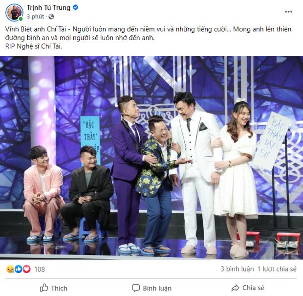 Game thủ Việt lặng người trước sự ra đi của danh hài Chí Tài: Vĩnh biệt chú, một phần tuổi thơ con - Ảnh 6.