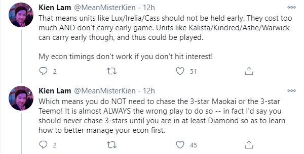 Đấu Trường Chân Lý: Chỉ cần nắm được thời điểm lên cấp này, game thủ có thể leo Kim Cương dễ dàng - Ảnh 3.
