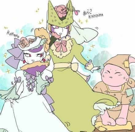 Ngỡ ngàng khi dàn nhân vật Dragon Ball gia nhập thế giới Disney, Vegeta hóa quái thú bên cạnh công chúa Bulma - Ảnh 7.