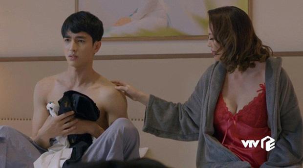 10 cảnh nóng trên truyền hình Việt không dành cho thiếu nhi: Ai làm lại Mợ Ba Cao Thái Hà với KPI khủng thế này? - Ảnh 10.