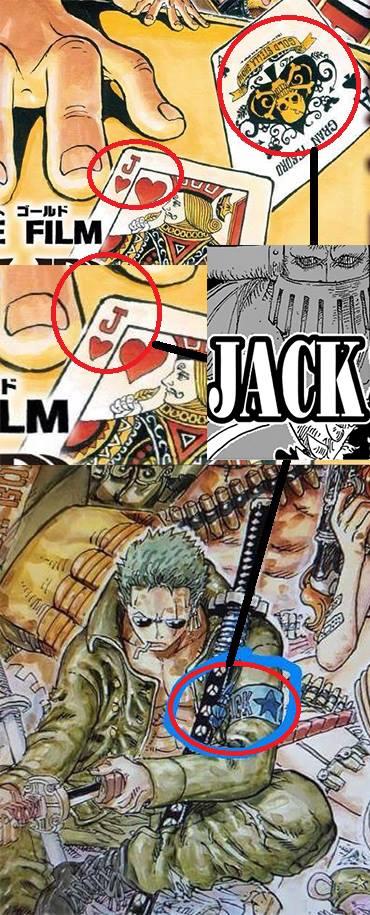 One Piece: Thánh Oda đã từng nhiều lần ngầm báo về cuộc chiến long trời lở đất giữa Zoro và Jack Hạn Hán - Ảnh 4.