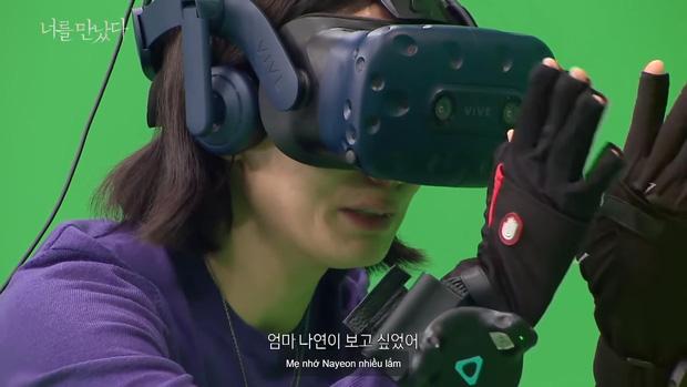Clip mẹ gặp con gái đã mất bằng công nghệ VR gây tranh cãi trong cộng đồng mạng - Ảnh 6.