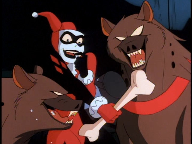 Birds of Prey: Những sự thật mà bạn chưa biết về linh cẩu Bruce và con hải ly nhồi bông của Harley Quinn - Ảnh 1.