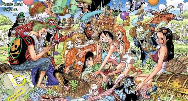 One Piece: Giống như Ace, cái chết của đệ nhất kiếm sĩ Mihawk đã được Oda ngầm báo từ rất lâu - Ảnh 3.