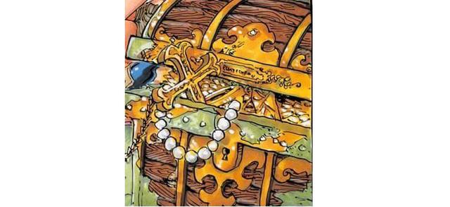 One Piece: Giống như Ace, cái chết của đệ nhất kiếm sĩ Mihawk đã được Oda ngầm báo từ rất lâu - Ảnh 5.