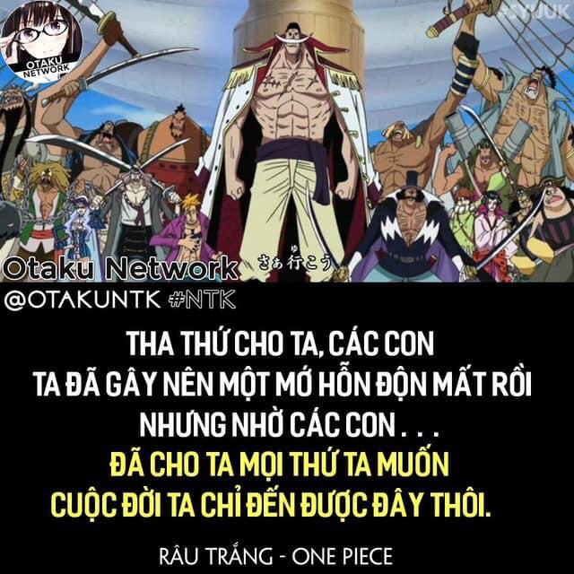 Cẩm nang các câu nói nổi tiếng trong truyện tranh One Piece giúp định hướng phương châm sống - Ảnh 7.