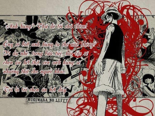 Cẩm nang các câu nói nổi tiếng trong truyện tranh One Piece giúp định hướng phương châm sống - Ảnh 9.