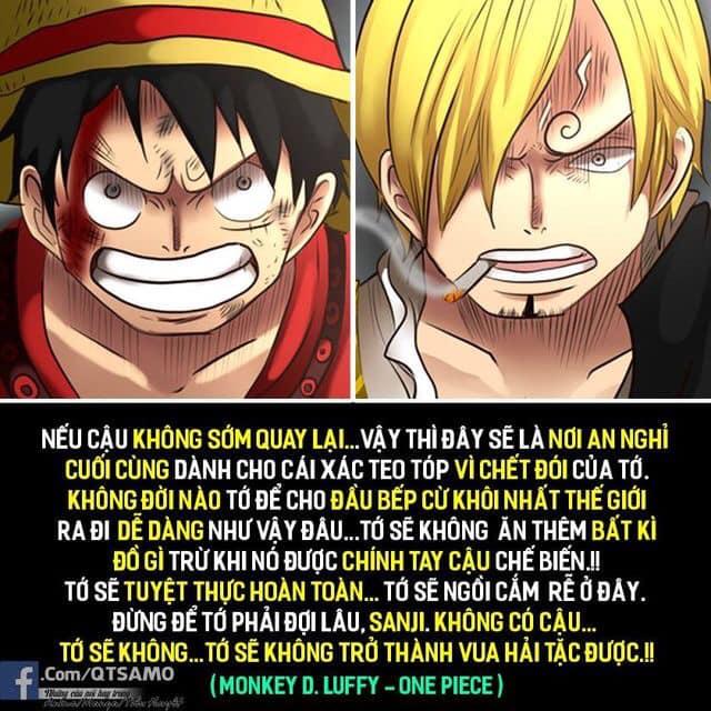 Cẩm nang các câu nói nổi tiếng trong truyện tranh One Piece giúp định hướng phương châm sống - Ảnh 10.