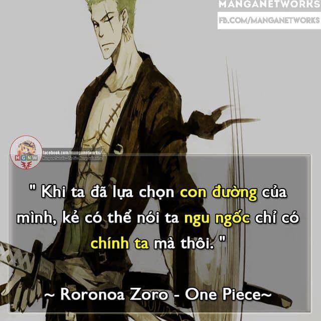 Cẩm nang các câu nói nổi tiếng trong truyện tranh One Piece giúp định hướng phương châm sống - Ảnh 23.