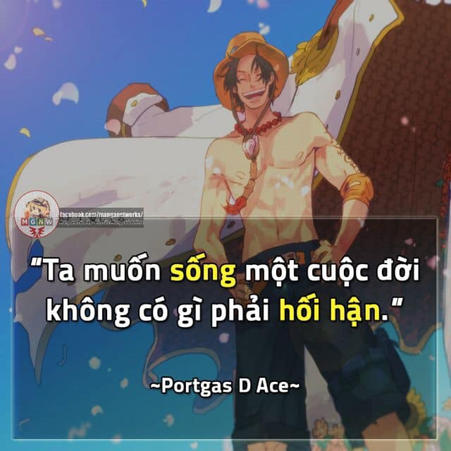 Cẩm nang các câu nói nổi tiếng trong truyện tranh One Piece giúp định hướng phương châm sống - Ảnh 24.