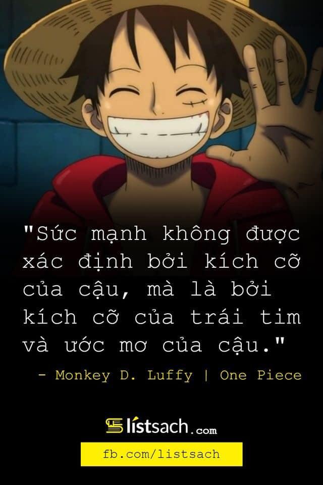 Cẩm nang các câu nói nổi tiếng trong truyện tranh One Piece giúp định hướng phương châm sống - Ảnh 25.