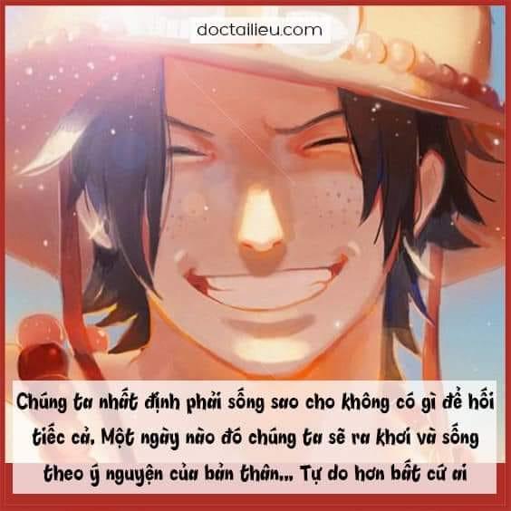 Cẩm nang các câu nói nổi tiếng trong truyện tranh One Piece giúp định hướng phương châm sống - Ảnh 26.