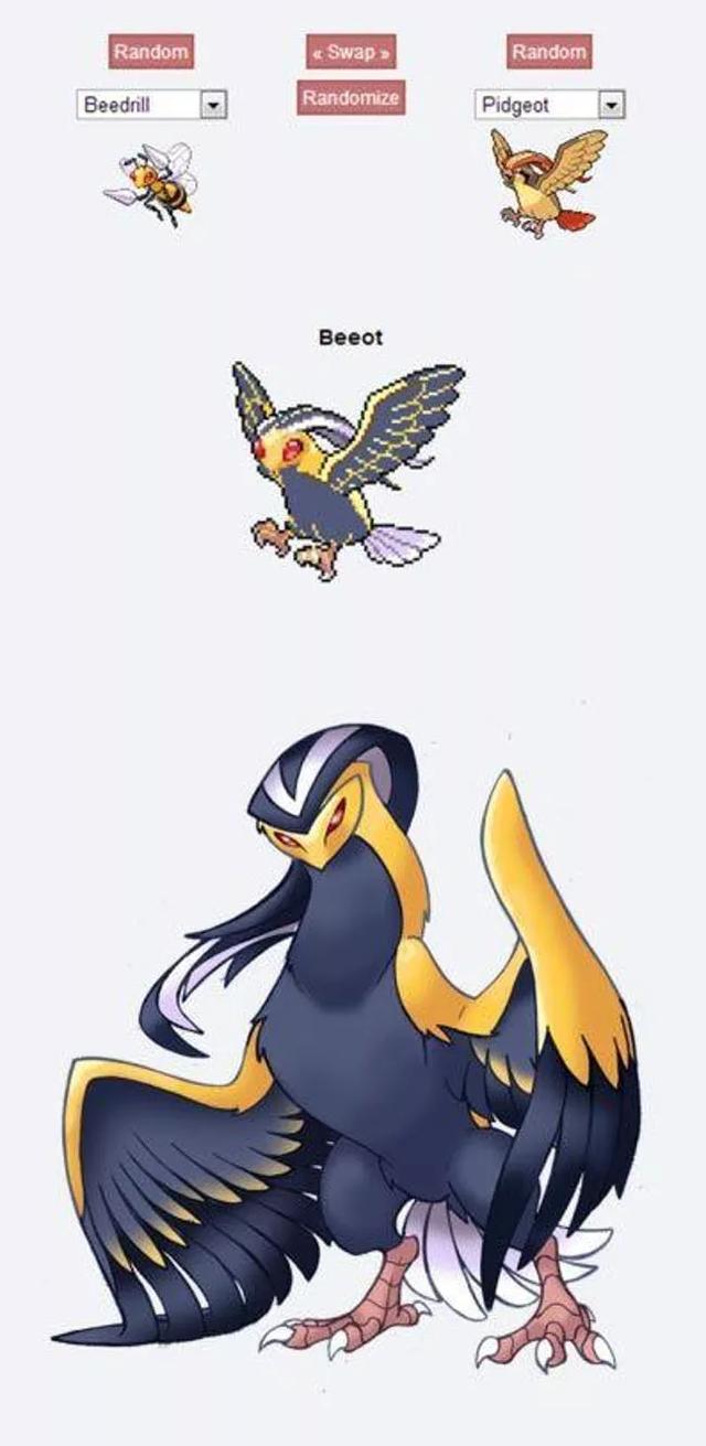 Những màn kết hợp kỳ lạ nhất trong tưởng tượng của fan hâm mộ Pokemon - Ảnh 2.