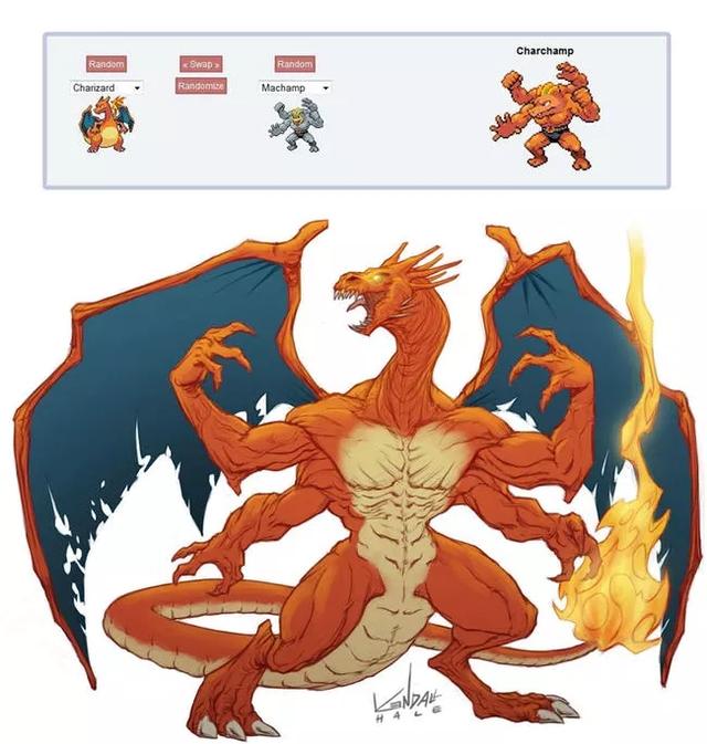 Những màn kết hợp kỳ lạ nhất trong tưởng tượng của fan hâm mộ Pokemon - Ảnh 3.