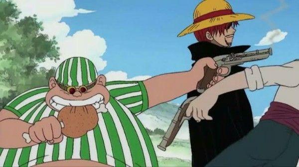 One Piece: Thuyền trưởng dùng kiếm nhưng 3 chỉ huy trong băng Shanks đều là những tay thiện xạ cừ khôi - Ảnh 3.