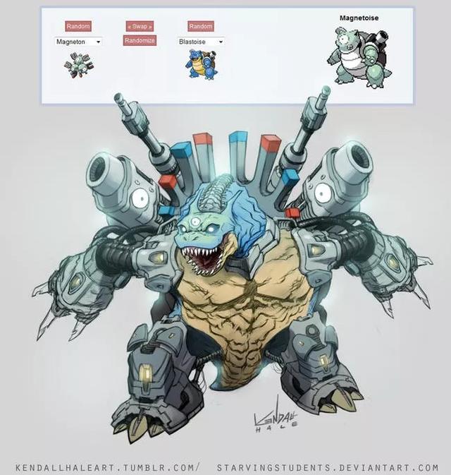 Những màn kết hợp kỳ lạ nhất trong tưởng tượng của fan hâm mộ Pokemon - Ảnh 4.