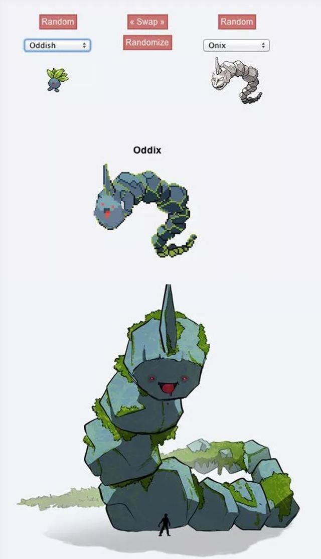 Những màn kết hợp kỳ lạ nhất trong tưởng tượng của fan hâm mộ Pokemon - Ảnh 6.