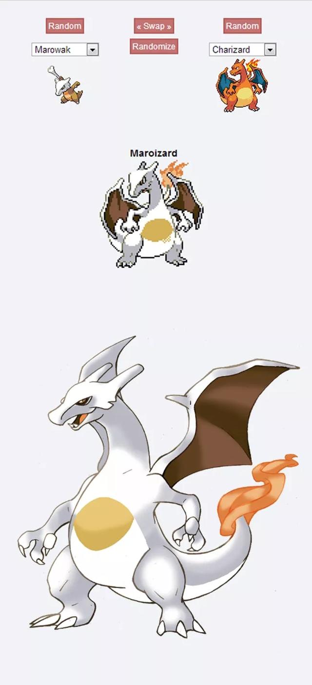 Những màn kết hợp kỳ lạ nhất trong tưởng tượng của fan hâm mộ Pokemon - Ảnh 10.