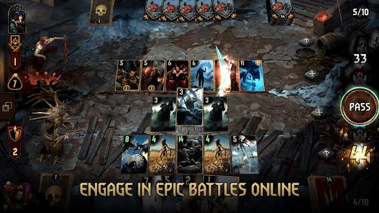 CD Projekt Red sắp sửa cho ra mắt tựa game đấu bài Gwent: The Witcher Card Game nổi tiếng lên nền tảng Mobile - Ảnh 3.