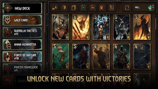 CD Projekt Red sắp sửa cho ra mắt tựa game đấu bài Gwent: The Witcher Card Game nổi tiếng lên nền tảng Mobile - Ảnh 4.