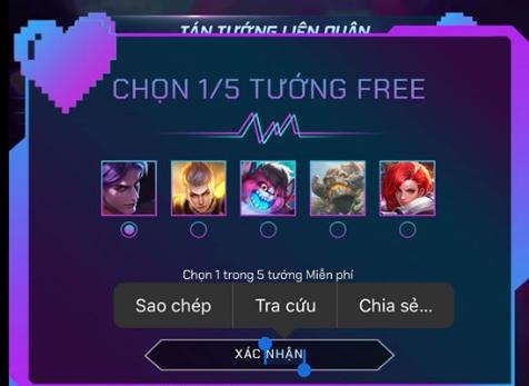 Liên Quân Mobile: Sự kiện FREE 5 tướng lỗi nặng vì lượng người chơi truy cập khổng lồ - Ảnh 1.