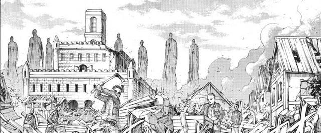 Đầy những tinh tiết vô lý, fan Attack on Titan lo lắng tác giả muốn tua nhanh cái kết như Game of Throne (P.2) - Ảnh 4.