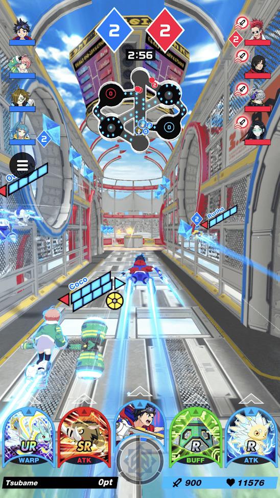 Kick-Flight, tựa game đậm chất Anime với phong cách chiến đấu độc dị cực kỳ vui nhộn chính thức ra mắt. - Ảnh 5.