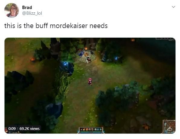 Riot Games tiết lộ rằng Mordekaiser từng có khả năng du hành thời gian, đẩy đối thủ về tận mùa 2 - Ảnh 2.