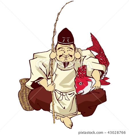 Shichifukujin – Thất Phúc Thần mang may mắn cho mọi người trong văn hóa Nhật Bản - Ảnh 2.