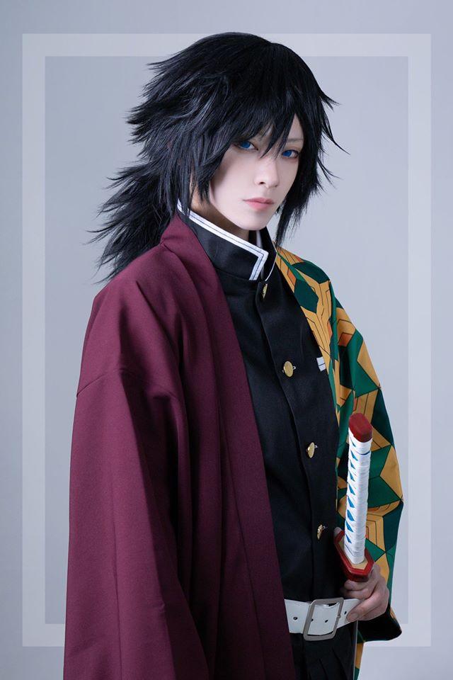Vừa ngắm vừa sướng khi thấy trai đẹp Kimetsu no Yaiba đẹp long lanh khi bước ra đời thật - Ảnh 6.