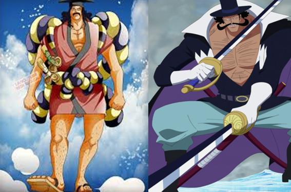 One Piece: 10 cặp đấu cân tài cân sức được các fan mong chờ khi băng Râu Trắng đụng độ băng Roger (P2) - Ảnh 1.
