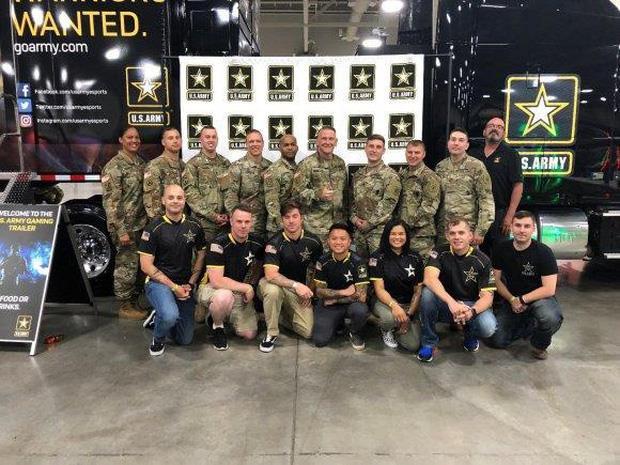 Không Quân Hoa Kỳ bắt tay hợp tác cùng ESL CS:GO, đẩy uy tín lên cực cao - Ảnh 1.