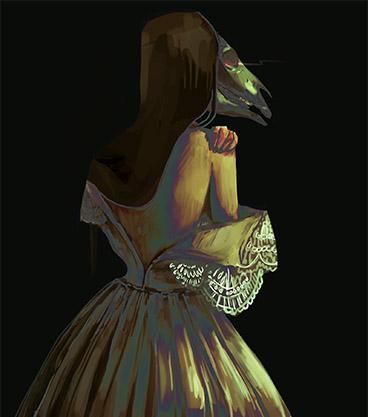 Truyền thuyết ma quái về La Cegua - yêu nữ mặt ngựa chuyên đứng đường bẫy người - Ảnh 2.
