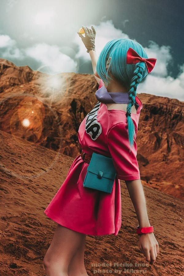 Tổng hợp loạt ảnh cosplay Dragon Ball chất lừ khiến ai xem cũng mê - Ảnh 17.