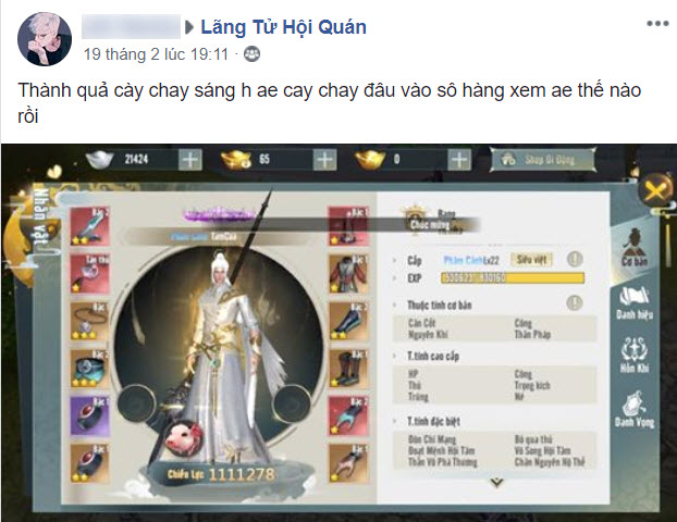 Không cần nạp, cứ vào Kho Bang là tha hồ đổi đồ xịn đồ hiếm: Dân cày cực hài lòng với Lãng Tử Kiếm 3D! - Ảnh 6.