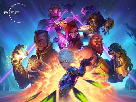 Rise: Shooter Arena - Lại thêm game mobile FPS lấy cảm hứng từ Overwatch mở đăng ký - Ảnh 2.