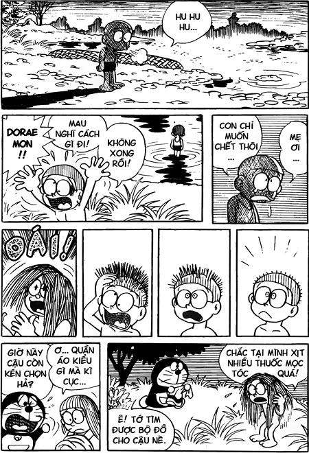 Bất ngờ, Doraemon và Attack on Titan có khái niệm du hành thời gian khá giống nhau - Ảnh 3.
