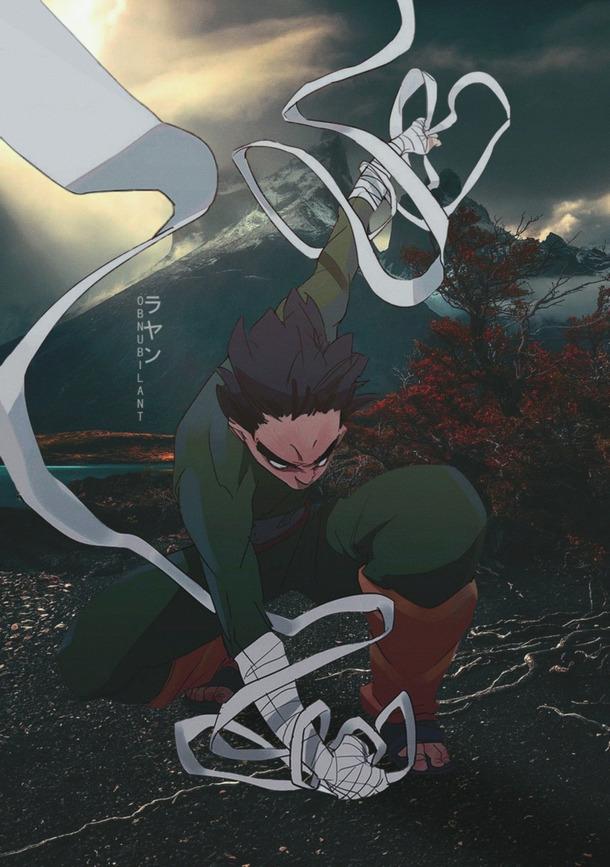 Từ Goku cho tới Naruto đều chân thực một cách khó tin khi yếu tố 2D được đặt trên bối cảnh thực tế - Ảnh 23.