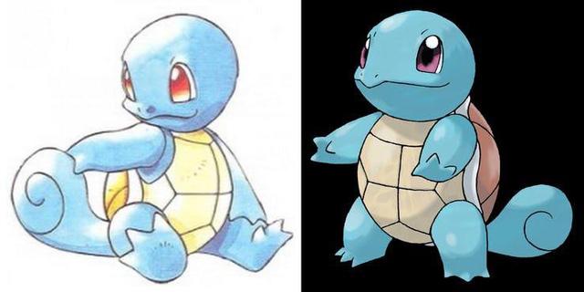 Những điều ngộ nghĩnh về Squirtle, chú rùa được yêu thích của thế giới Pokemon (P.1) - Ảnh 5.