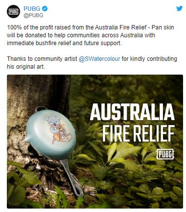 PUBG gây quỹ từ thiện để giúp đỡ những nạn nhân xấu số ở Australia - Ảnh 2.