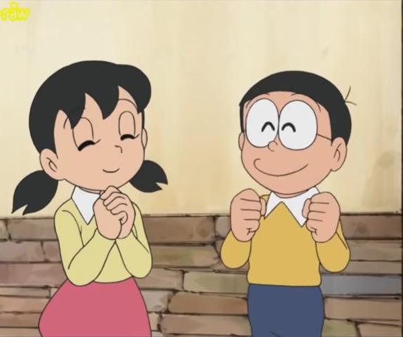 Fan đưa ra giả thuyết đầy đau lòng về cặp đôi Shizuka – Nobita của 45 năm sau chỉ qua một câu thoại trong Doraemon Plus - Ảnh 2.