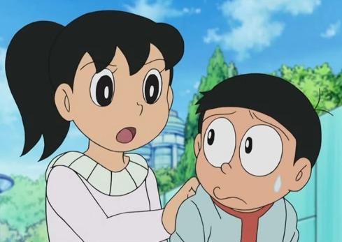 Fan đưa ra giả thuyết đầy đau lòng về cặp đôi Shizuka – Nobita của 45 năm sau chỉ qua một câu thoại trong Doraemon Plus - Ảnh 4.