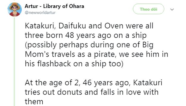 One Piece: Xuất hiện thêm một điểm tương đồng giữa Katakuri và Kaido, phải chăng họ thật sự là cha con? - Ảnh 4.