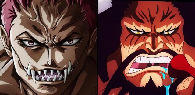 One Piece: Xuất hiện thêm một điểm tương đồng giữa Katakuri và Kaido, phải chăng họ thật sự là cha con? - Ảnh 6.
