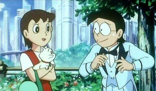 Fan đưa ra giả thuyết đầy đau lòng về cặp đôi Shizuka – Nobita của 45 năm sau chỉ qua một câu thoại trong Doraemon Plus - Ảnh 3.