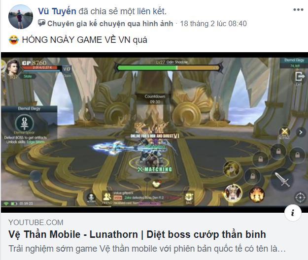 Vệ Thần Mobile TẶNG FREE VIP 3 toàn server khi ra mắt: Dân cày còn lý do gì để không chơi đây! - Ảnh 5.