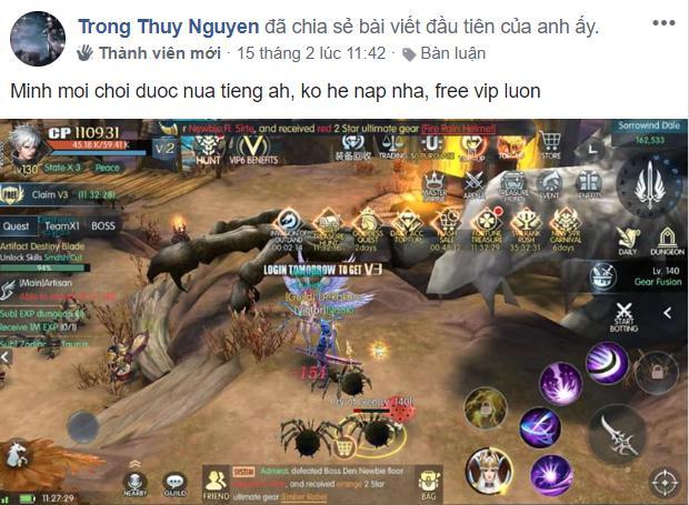Vệ Thần Mobile TẶNG FREE VIP 3 toàn server khi ra mắt: Dân cày còn lý do gì để không chơi đây! - Ảnh 17.