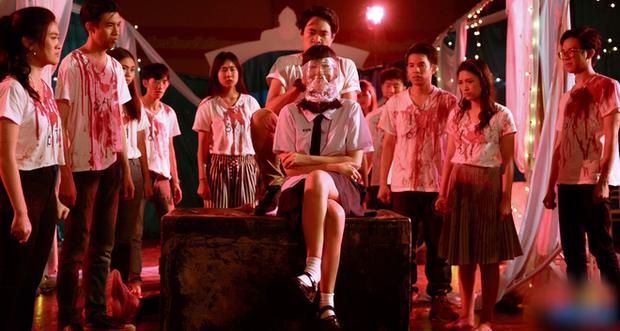 Girl from Nowhere: Bộ phim kinh dị dành cho fan hâm mộ truyện tranh Tomie - Ảnh 7.
