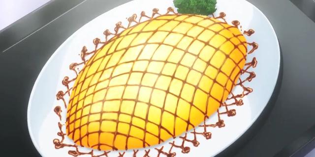 Chảy nước miếng vì 10 món ăn nhìn thấy đã thèm trong Food Wars (P.2) - Ảnh 2.
